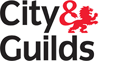 accreditations: City & Guilds logo
